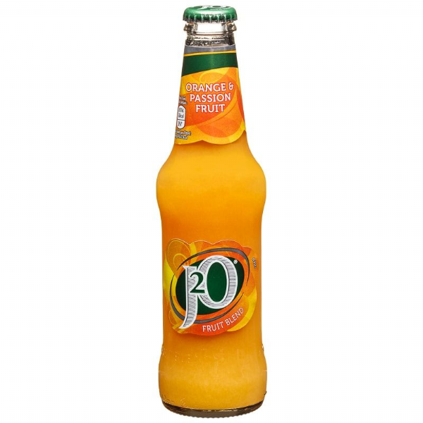 J2O Orange & Passionfruit 24x275ml